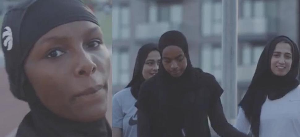 Toronto Raptors : ils dévoilent leur hijab de sport ! (Vidéo)