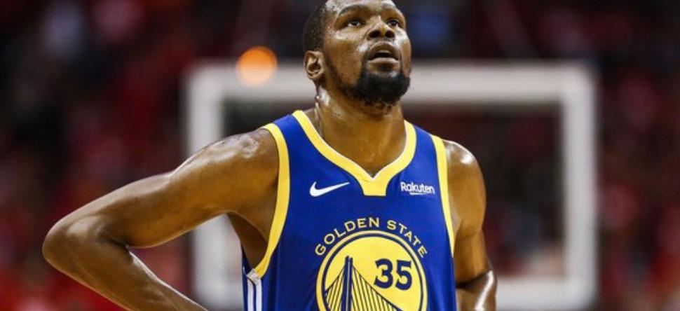Kevin Durant, out pour toute la saison ?
