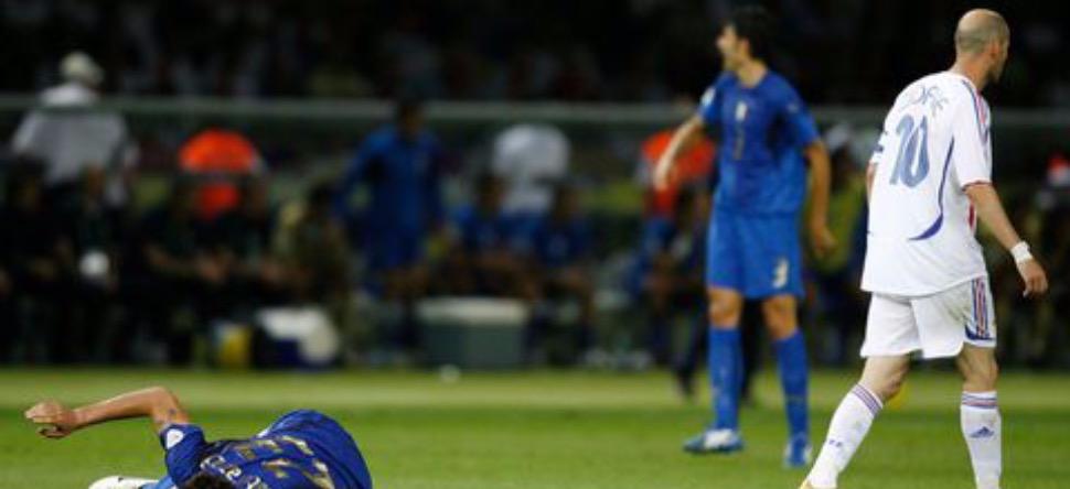 Marco Materazzi : il revient sur le coup de boule de Zidane ! (Vidéo)
