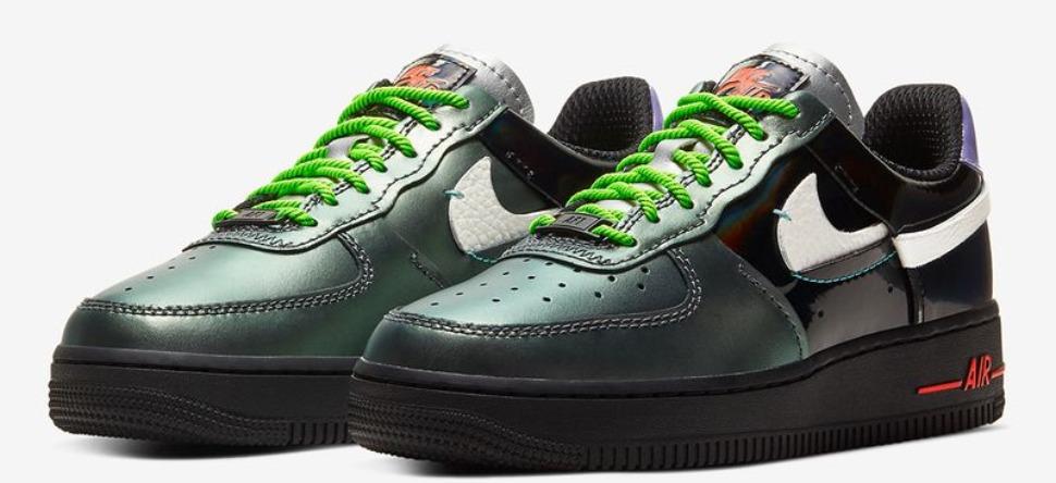 Un nouveau modèle de Nike 'Air Force 1 inspirée du Joker !