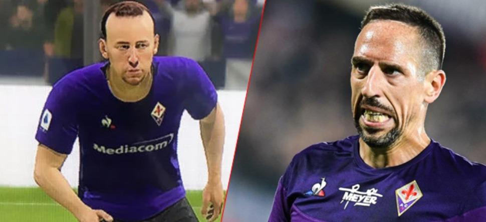 Ribéry : son personnage moqué sur FIFA 20, EA Sports le change !