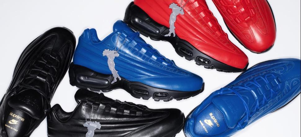Supreme x Nike : une nouvelle collection annoncée !