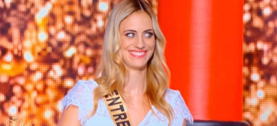Miss Centre Val de Loire devient un mème à cause de ses grimaces !...