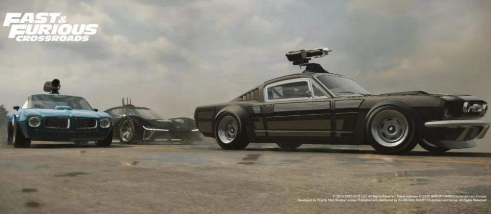 Fast & Furious Crossroads : le jeu vidéo annoncé pour bientôt !...