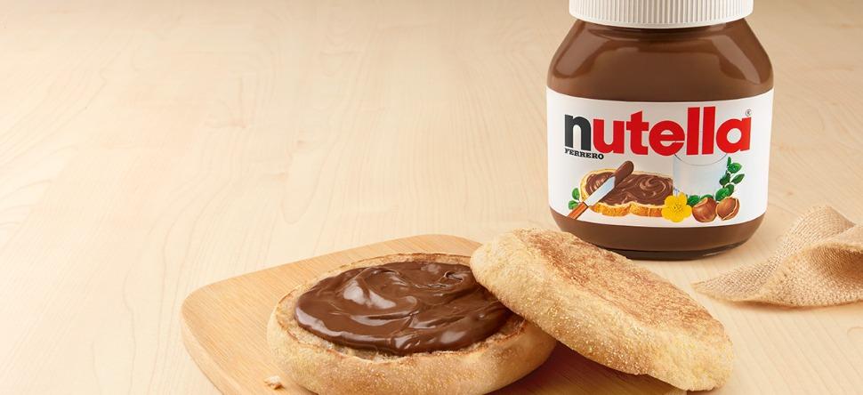 McDo et Nutella s'associent, découvrez le McNutella !