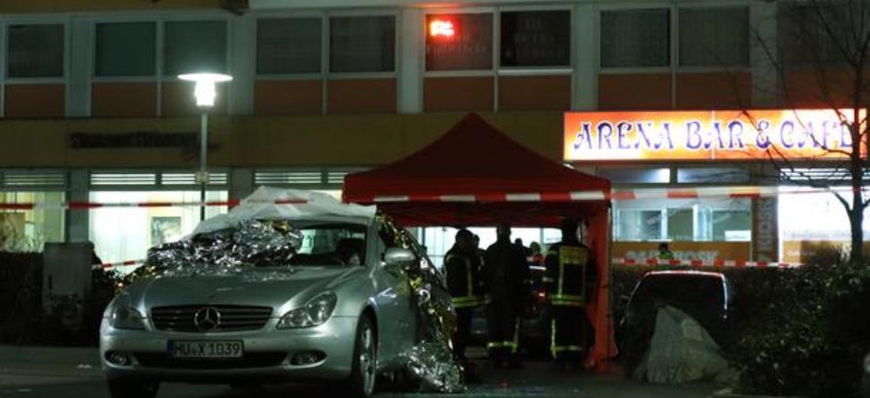 Allemagne : deux fusillades éclatent dans deux chichas, 9 morts...