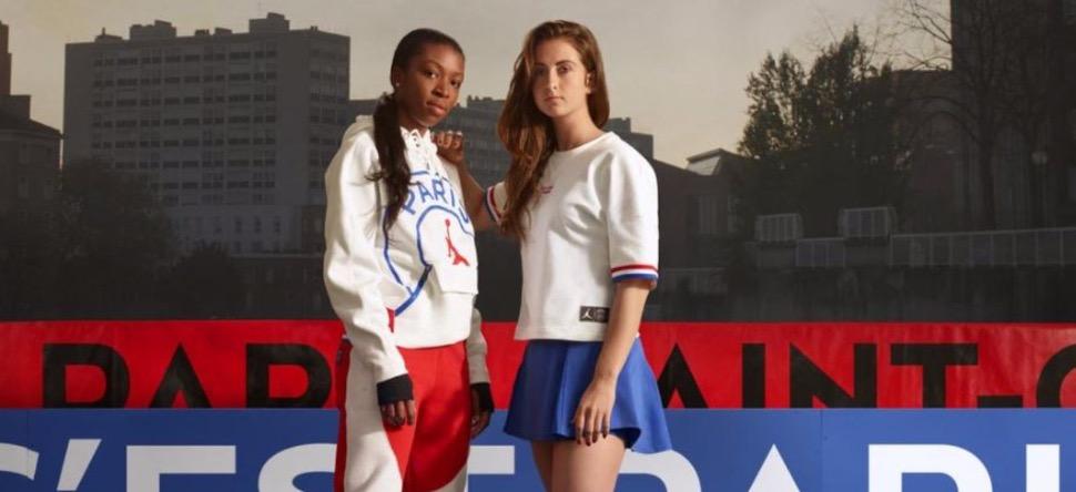 PSG x Jordan : une collection 100% féminine dévoilée ! [PHOTOS]