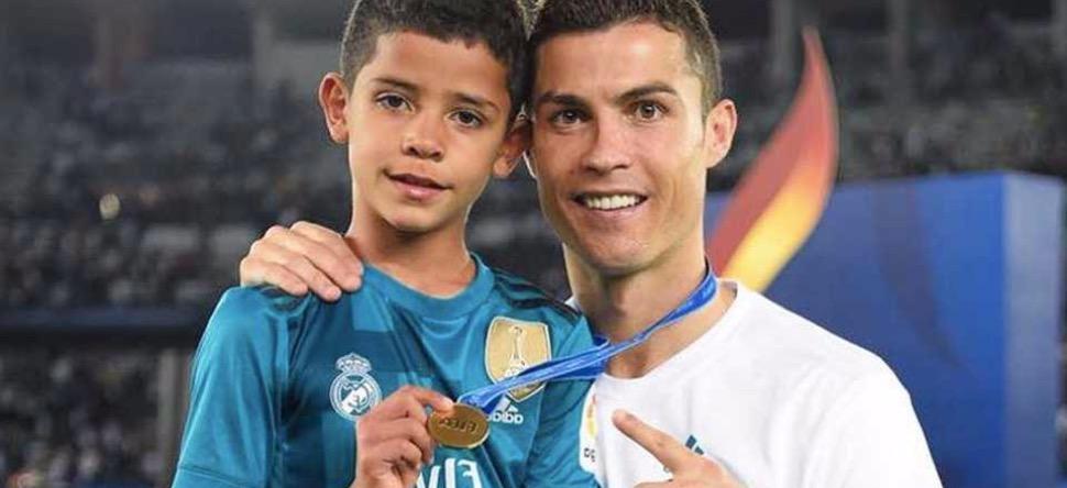Cristiano Ronaldo Junior : il bat des records sur Instagram ! [PHOTO]