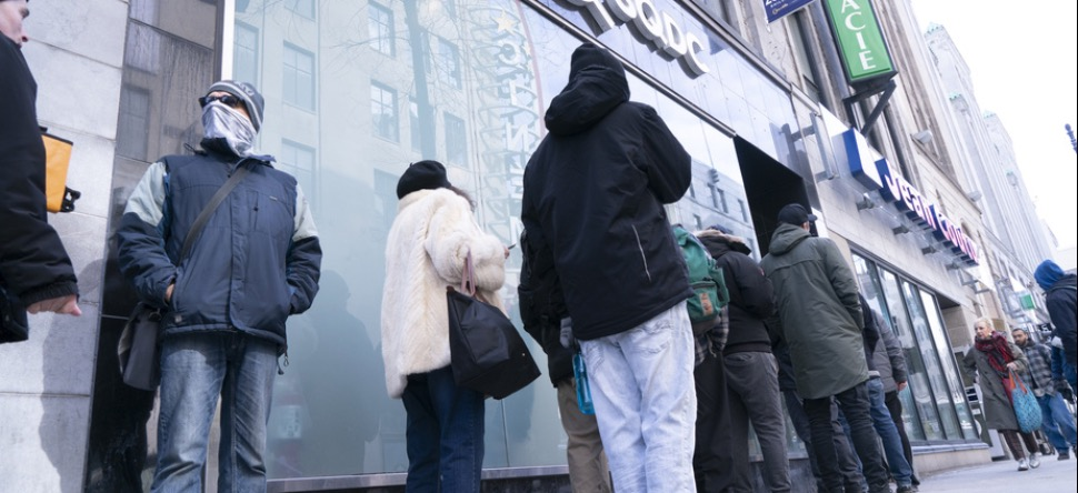 Au Canada, les ventes de cannabis explosent à cause du coronavirus