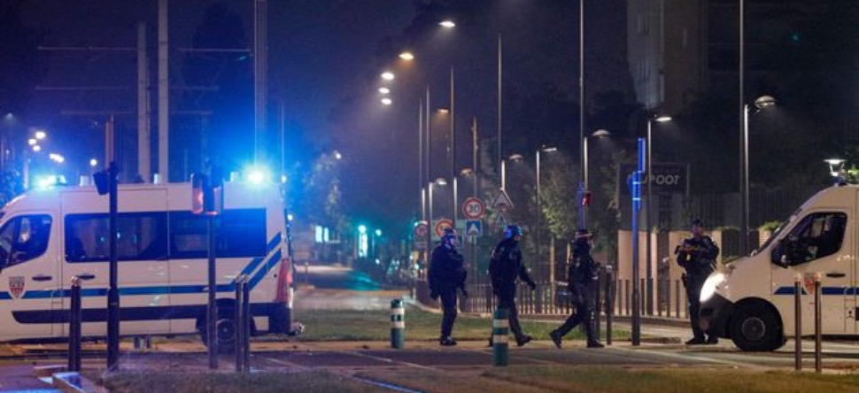 Villeneuve-la-Garenne : le motard blessé adresse un message [VIDEO]