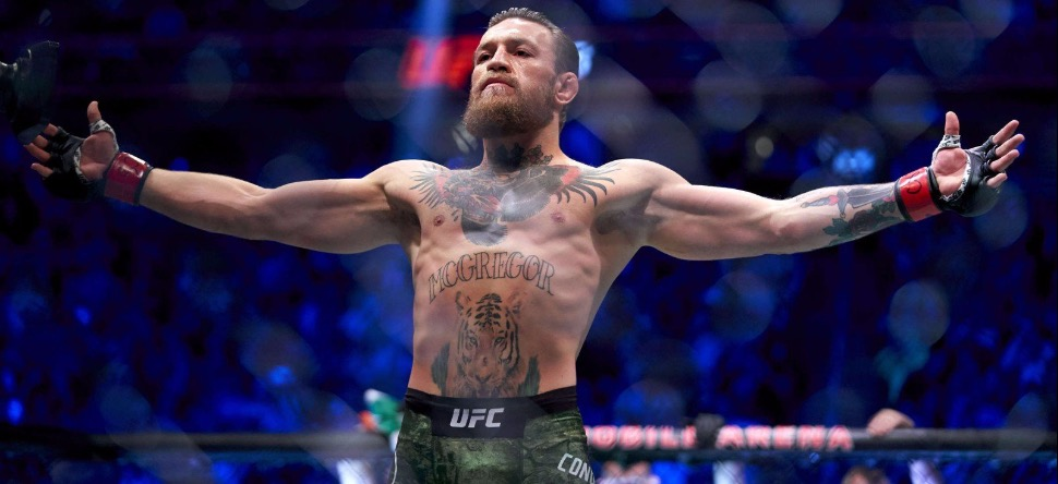 Conor McGregor : son message touchant au père de Khabib...