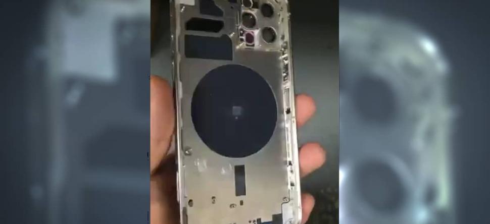 iPhone 12 Pro : une vidéo du nouveau smartphone d'Apple fuite sur...
