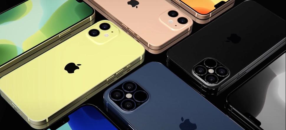 iPhone 12 : spécificités, prix, tout ce qu'il faut savoir sur le...